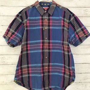 Robert Graham Freshly Laundered Shirt Blue XXL